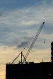 Περιοχή οικοδομής Στοκ φωτογραφία με δικαίωμα ελεύθερης χρήσης