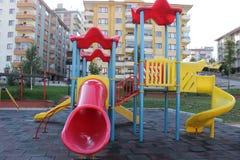 Περιοχή παιχνιδιού παιδιών στοκ εικόνα