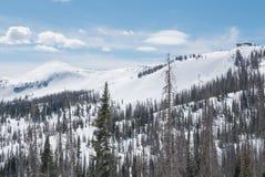 Περιοχή σκι Wolf Creek Στοκ φωτογραφία με δικαίωμα ελεύθερης χρήσης