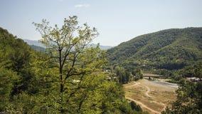 Περιοχή της Γεωργίας Gruzia Imereti Στοκ φωτογραφία με δικαίωμα ελεύθερης χρήσης