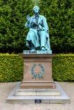 Περιοχή της Δανίας - της Ζηλανδίας - κέντρο πόλεων της Κοπεγχάγης - βασιλικός βασιλιάς στοκ φωτογραφία με δικαίωμα ελεύθερης χρήσης