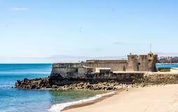 Περιοχή της Λισσαβώνας, Πορτογαλία, Ατλαντικός Ωκεανός Στοκ φωτογραφία με δικαίωμα ελεύθερης χρήσης