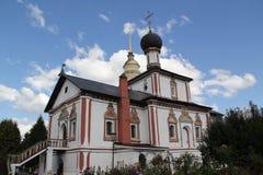 περιοχή της Ρωσίας του Κρεμλίνου Μόσχα kolomna σπιτιών ξύλινης Στοκ εικόνες με δικαίωμα ελεύθερης χρήσης