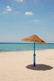 Περιοχή τουριστών καλοκαιριού στην Τυνησία Στοκ Εικόνα
