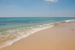 Περιοχή τουριστών καλοκαιριού στην Τυνησία Στοκ Φωτογραφία