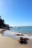 Περιοχή του Nelson πάρκων της Νέας Ζηλανδίας Abel Tasman Στοκ εικόνα με δικαίωμα ελεύθερης χρήσης