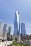 Περιοχή του World Trade Center, Νέα Υόρκη, εκδοτική Στοκ Φωτογραφία