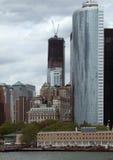 Περιοχή του World Trade Center Στοκ Φωτογραφίες
