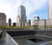 Περιοχή του World Trade Center Στοκ φωτογραφία με δικαίωμα ελεύθερης χρήσης