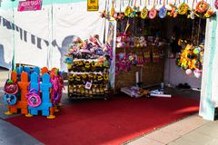 Περιοχή φεστιβάλ Ramadan στην πόλη Yalova - Τουρκία Στοκ φωτογραφίες με δικαίωμα ελεύθερης χρήσης