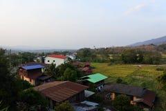 Περιοχή Chang Thung Στοκ φωτογραφία με δικαίωμα ελεύθερης χρήσης