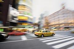 Περιοχή Ginza, Τόκιο - Ιαπωνία στοκ φωτογραφία με δικαίωμα ελεύθερης χρήσης