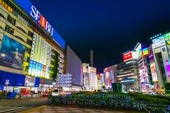 Περιοχή Ikebukuro στο Τόκιο στοκ εικόνες με δικαίωμα ελεύθερης χρήσης