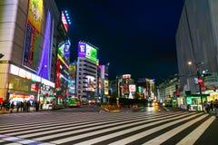 Περιοχή Ikebukuro στο Τόκιο στοκ εικόνες