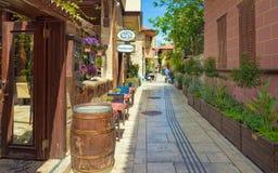 Περιοχή Kaleici σε Antalya, Τουρκία Στοκ φωτογραφίες με δικαίωμα ελεύθερης χρήσης