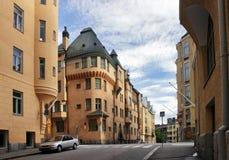 Περιοχή Katajanokka του Ελσίνκι Στοκ Εικόνες