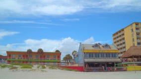 Περιοδεύοντας ΛΦ Daytona Beach απόθεμα βίντεο