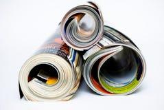 περιοδικά Στοκ Φωτογραφία
