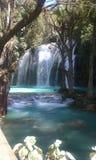 Περιπέτειες σε Chiapas Μεξικό Στοκ Εικόνες