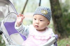 περιπατητής μωρών Στοκ φωτογραφία με δικαίωμα ελεύθερης χρήσης