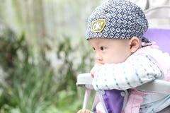 περιπατητής μωρών Στοκ Εικόνα