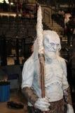 Περιπατητής πάγου cosplayer στην ταινία και το κωμικό Con 2014 του Σέφιλντ Στοκ εικόνες με δικαίωμα ελεύθερης χρήσης