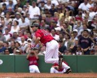 Περιπατητής του Todd, Boston Red Sox Στοκ Εικόνες