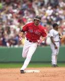 Περιπατητής του Todd, Boston Red Sox Στοκ Φωτογραφία