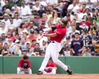Περιπατητής του Todd, Boston Red Sox Στοκ Εικόνα