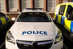 Περιπολικό της Αστυνομίας UK στοκ φωτογραφίες