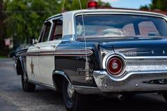 Περιπολικό αυτοκίνητο Mayberry Στοκ φωτογραφίες με δικαίωμα ελεύθερης χρήσης