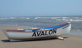 Περιπολικό σκάφος παραλιών Avalon Στοκ εικόνα με δικαίωμα ελεύθερης χρήσης