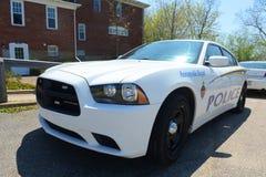 Περιπολικό της Αστυνομίας, Annapolis βασιλικό, NS, Καναδάς Στοκ Εικόνα