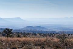 Περισσότερα βουνά - τοπίο Cradock Στοκ Εικόνες