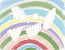 Περιστέρι Στοκ εικόνα με δικαίωμα ελεύθερης χρήσης