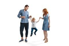 Περιστασιακά χέρια οικογενειακής εκμετάλλευσης από κοινού Στοκ φωτογραφία με δικαίωμα ελεύθερης χρήσης