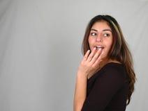 περιστασιακή γυναίκα στοκ φωτογραφία με δικαίωμα ελεύθερης χρήσης