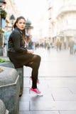 Περιστασιακό θηλυκό Στοκ Φωτογραφίες