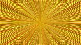 Περιστρεφόμενα λωρίδες - άνευ ραφής γραφική παράσταση κινήσεων βρόχων έννοιας διαστημικού ταξιδιού απόθεμα βίντεο