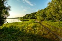 Περιστροφή στον ποταμό Στοκ φωτογραφία με δικαίωμα ελεύθερης χρήσης
