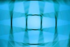 Περιστροφή του μπλε κύκλου με το πλέγμα ελεύθερη απεικόνιση δικαιώματος