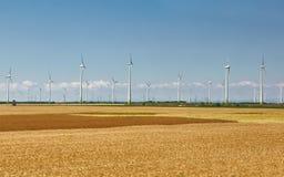 Περιστροφή tubines αέρα Στοκ εικόνες με δικαίωμα ελεύθερης χρήσης