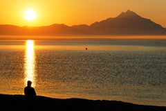 περισυλλογή παραλιών Στοκ εικόνα με δικαίωμα ελεύθερης χρήσης
