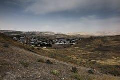 Περιφέρεια άποψης Jerevan, η πρωτεύουσα της Αρμενίας στοκ εικόνες