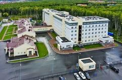 Περιφερειακό γραφείο της δικανικής ιατρικής εξέτασης Στοκ φωτογραφία με δικαίωμα ελεύθερης χρήσης