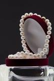 Περιδέραιο μαργαριταριών Στοκ Φωτογραφία
