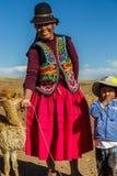 Περουβιανά πρόσωπα, άνθρωποι, λαογραφία, Περού στοκ φωτογραφίες