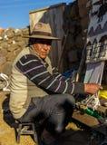 Περουβιανά πρόσωπα, άνθρωποι, λαογραφία, Περού στοκ φωτογραφία με δικαίωμα ελεύθερης χρήσης