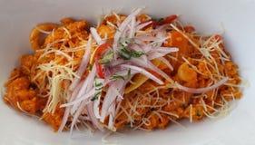 Περουβιανά τρόφιμα Στοκ φωτογραφία με δικαίωμα ελεύθερης χρήσης