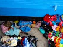 περουβιανή γυναίκα Στοκ Φωτογραφίες